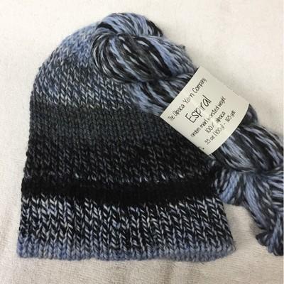 Espiral Alpaca Yarn - Blueberry Buckle