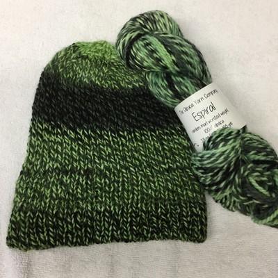 Espiral Alpaca Yarn - Key Lime
