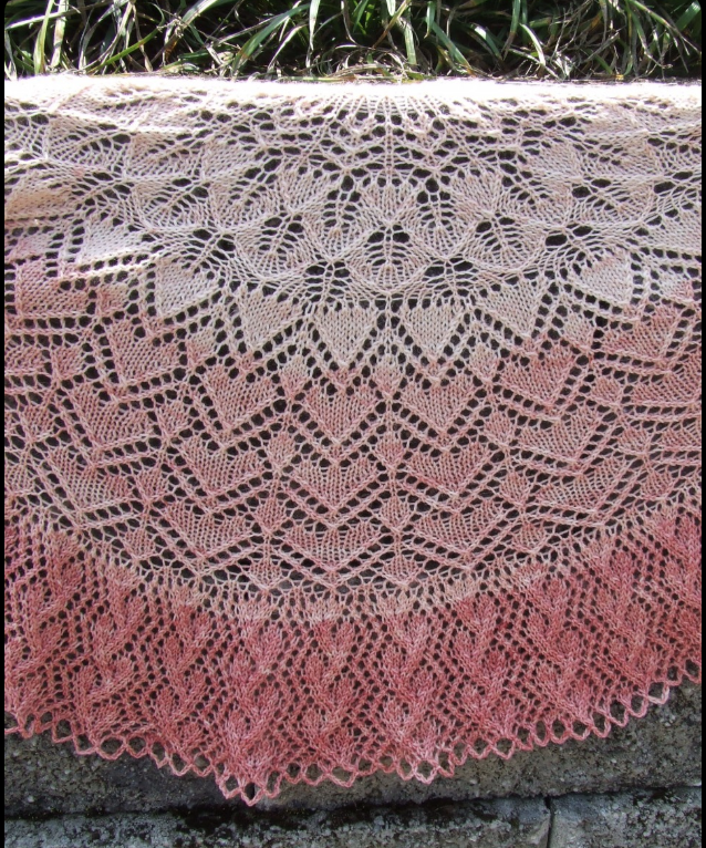 Pasi Shawl Pattern