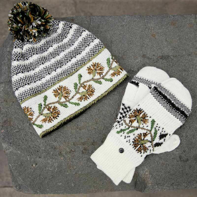 Forest Glen Alpaca Hat