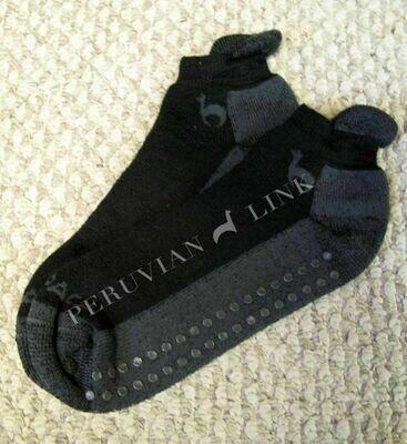 Alpaca Footie Socks