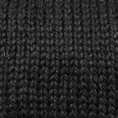 Snuggle Yarn - Black