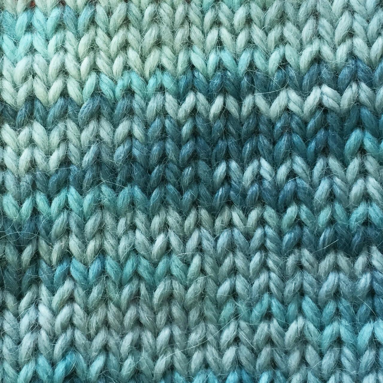 Snuggle Yarn - A Ton of Teal
