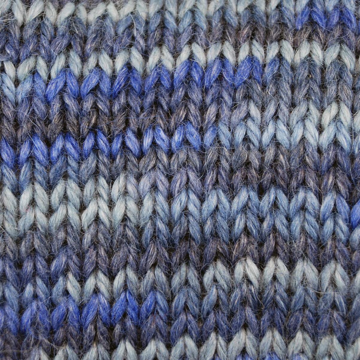 Snuggle Yarn - A Bunch of Blues