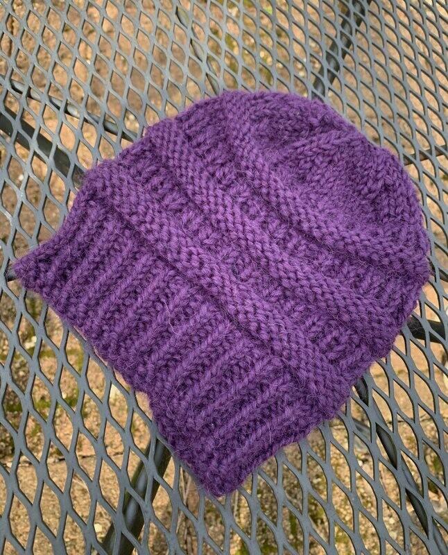 Stylish Snuggle Slouch Hat