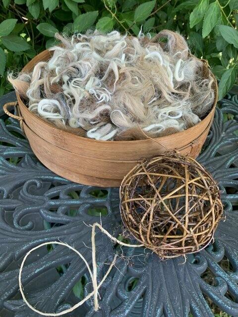 Alpaca Nesting Ball Kit - Natural Colors