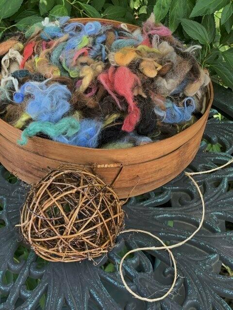 Alpaca Nesting Ball Kit - Fun Colors