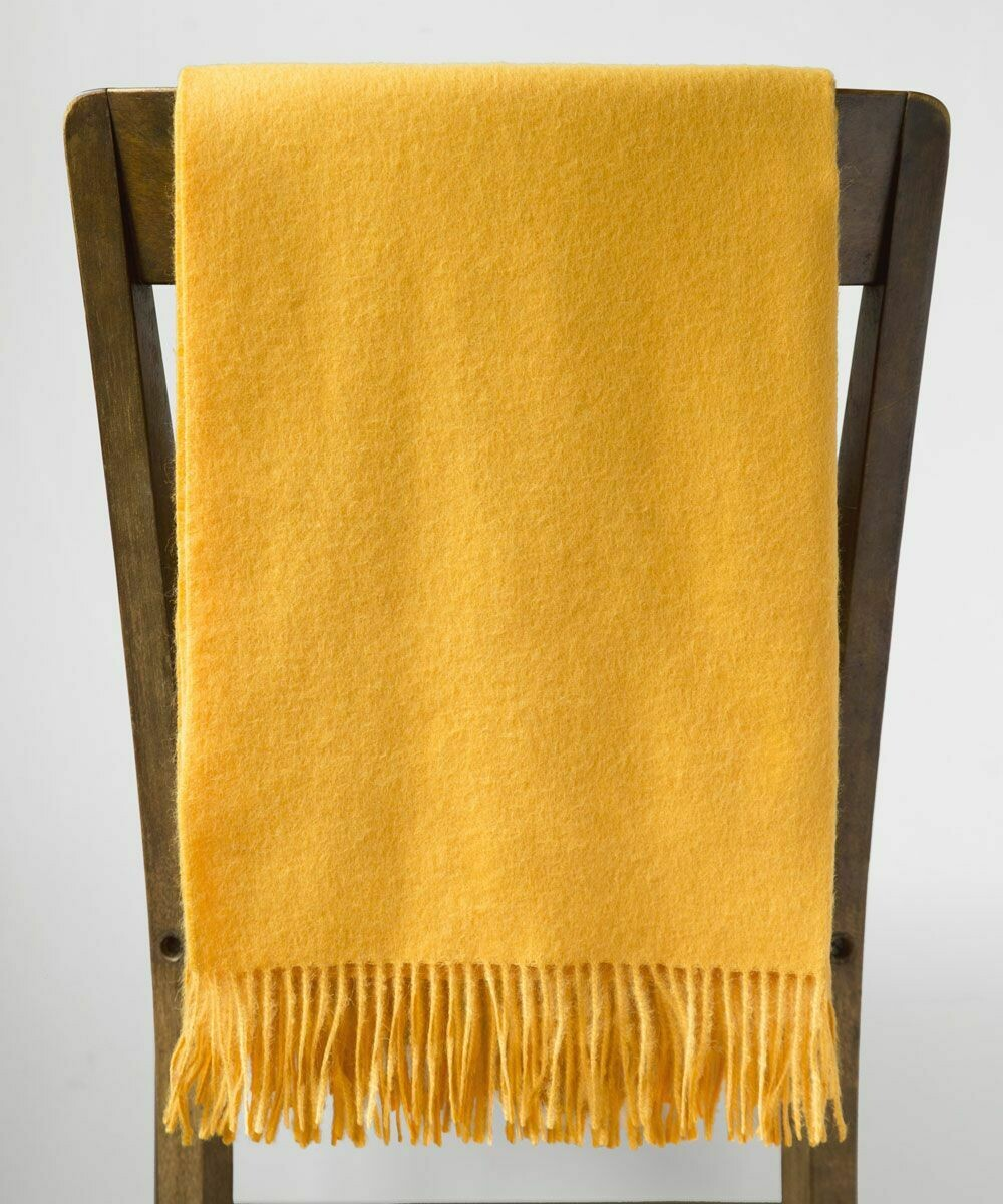 Signature Collection 100% Alpaca Throw
