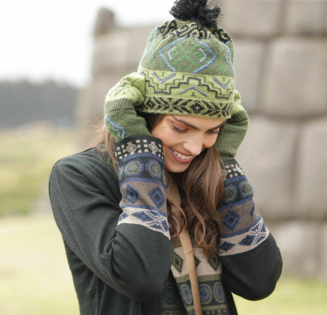 Machupicchu Alpaca Hat