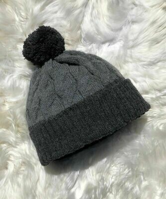 Two-Toned Alpaca Hat
