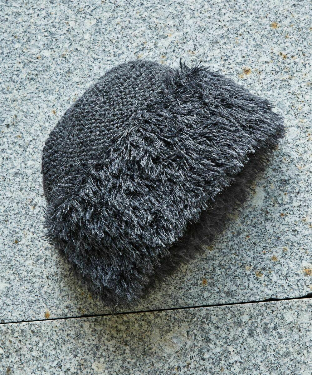 NEW Shag Knit Alpaca Cap
