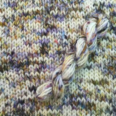 Symmetry Yarn - Violet Rays