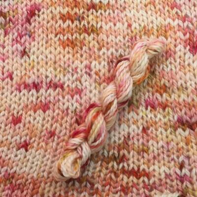 Symmetry Yarn - Orange Colored Sky
