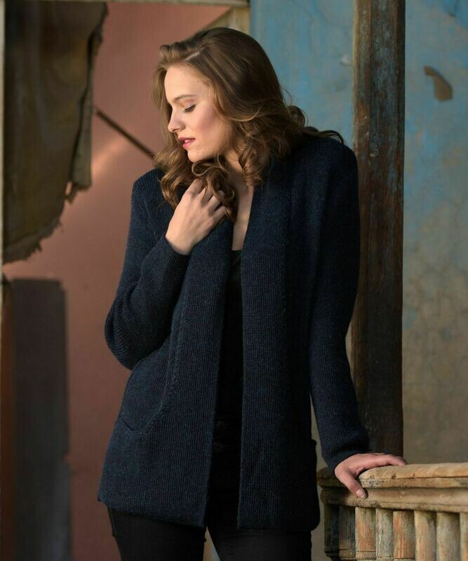 Fireside Alpaca Sweater