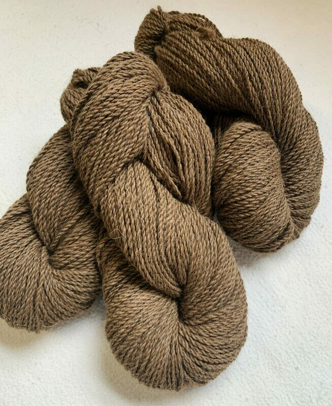 Alpaca Yarn - Brownella
