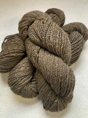 Alpaca Yarn - Light Rosewood