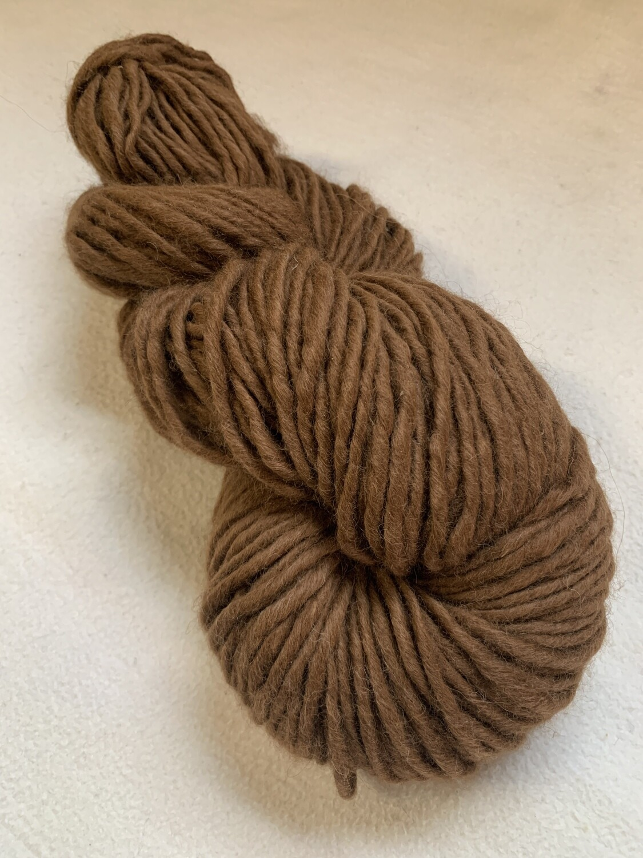 Alpaca Yarn - Gingerbread