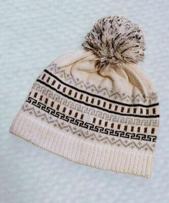 White Mountain Alpaca Cap