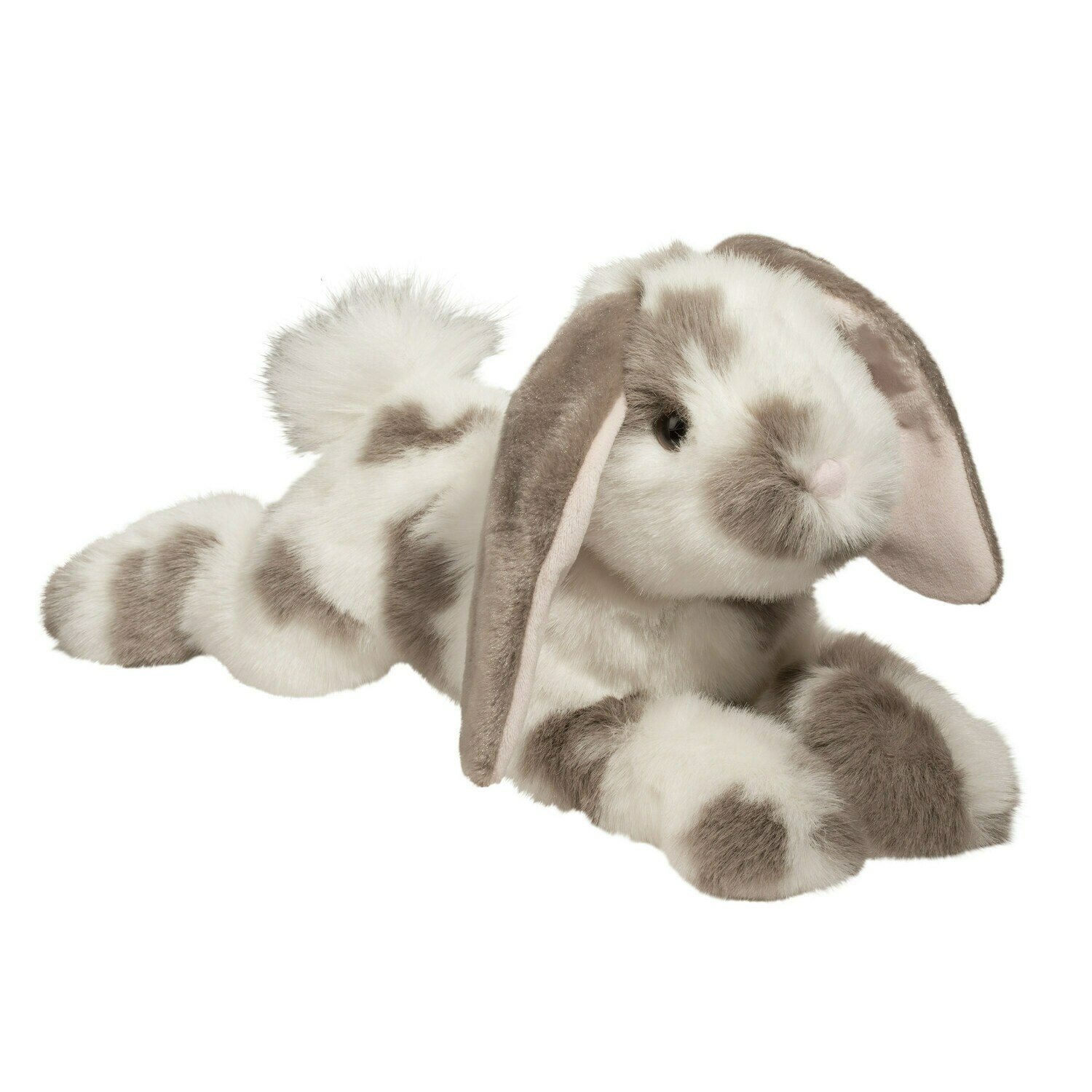 Ramsey DLux Gray Spotted Bunny