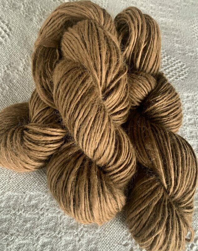 Lopi Suri Alpaca Yarn - Peanut