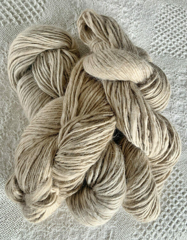 Lopi Suri Alpaca Yarn - Creme Brulee