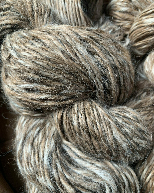 Lopi Suri Alpaca Yarn - Saddle