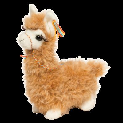 Lil' Wolly Llama