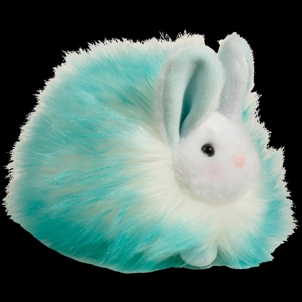 Aqua Puff Bunny