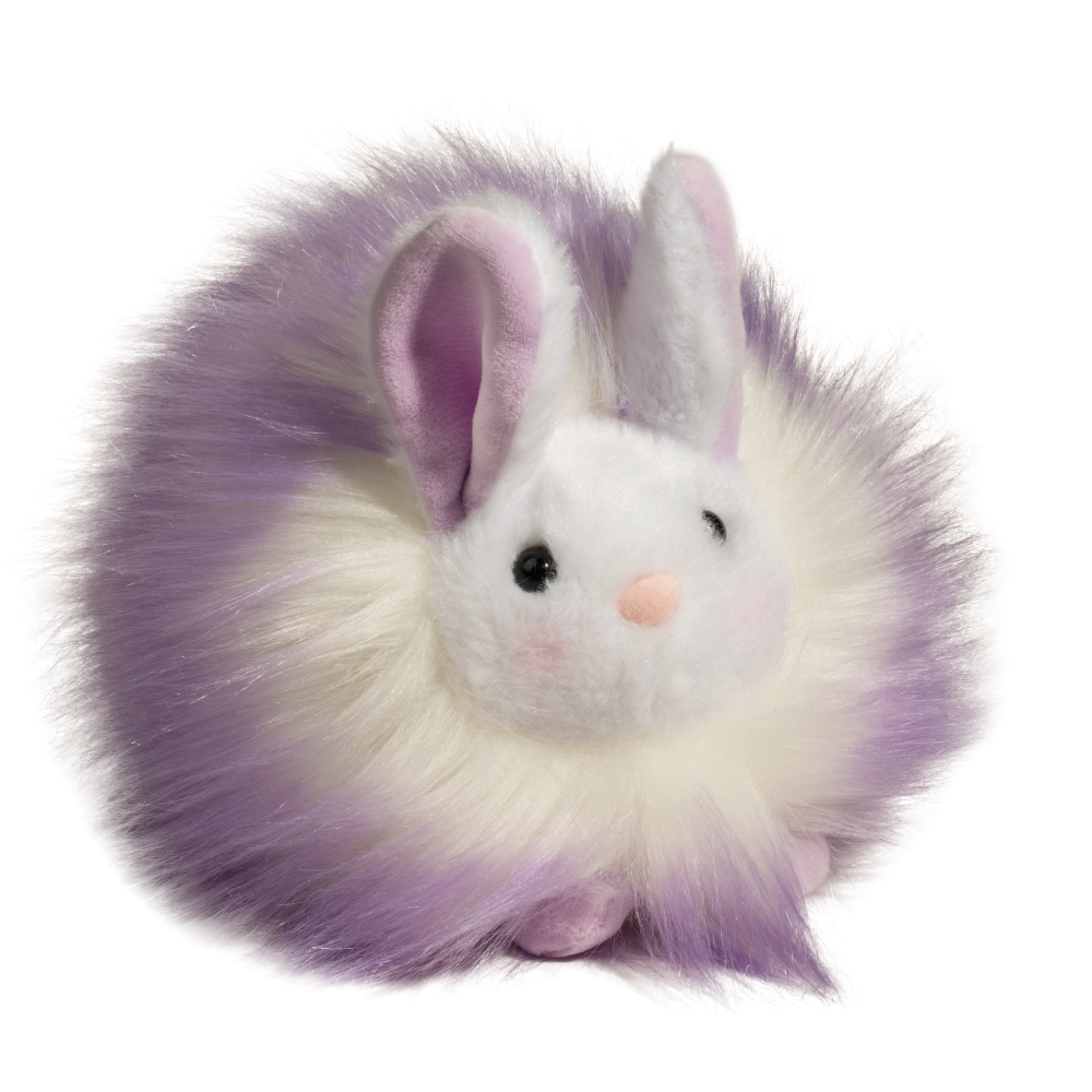 Purple Puff Bunny