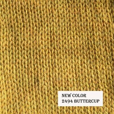 Classic Baby Alpaca - Buttercup