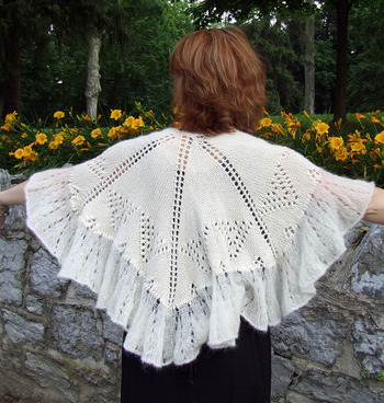 Paso Doble Shawl