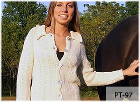 Herringbone Jacket by Kristin Omdahl