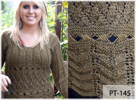 Zodiac Sweater by Beth Lutz