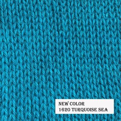 Classic Baby Alpaca - Turquoise Sea