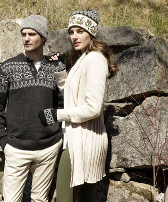 Town & Country Alpaca Sweater