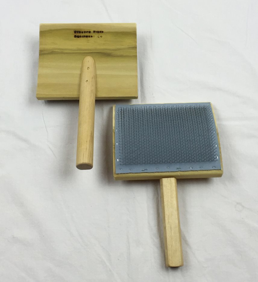 6-inch Wool Hand Card