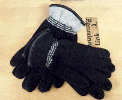 Ladies Driving Alpaca Gloves