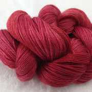 Mariquita Hand Dyed - Candy Apple