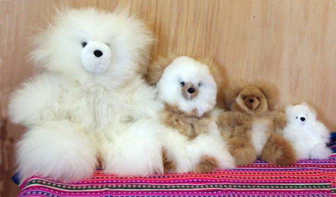 Baby Alpaca Teddy Bears - 19