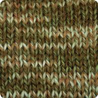 Hand-Dyed Swizzle Alpaca Yarn - Camo