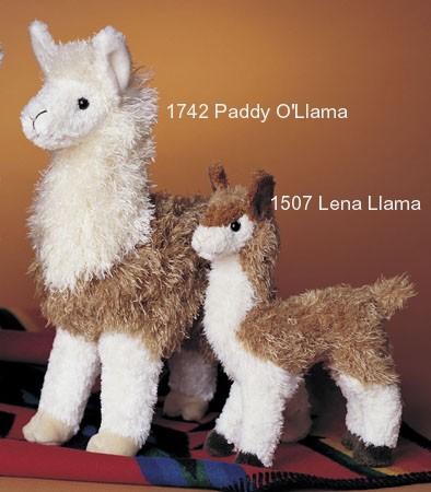 Paddy O'Llama