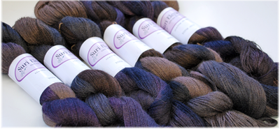 Suri Elegance - Yarn of the Month