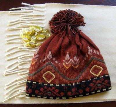Butterscotch Lined Hat