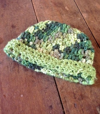 Head Hugger Alpaca Wool Hat