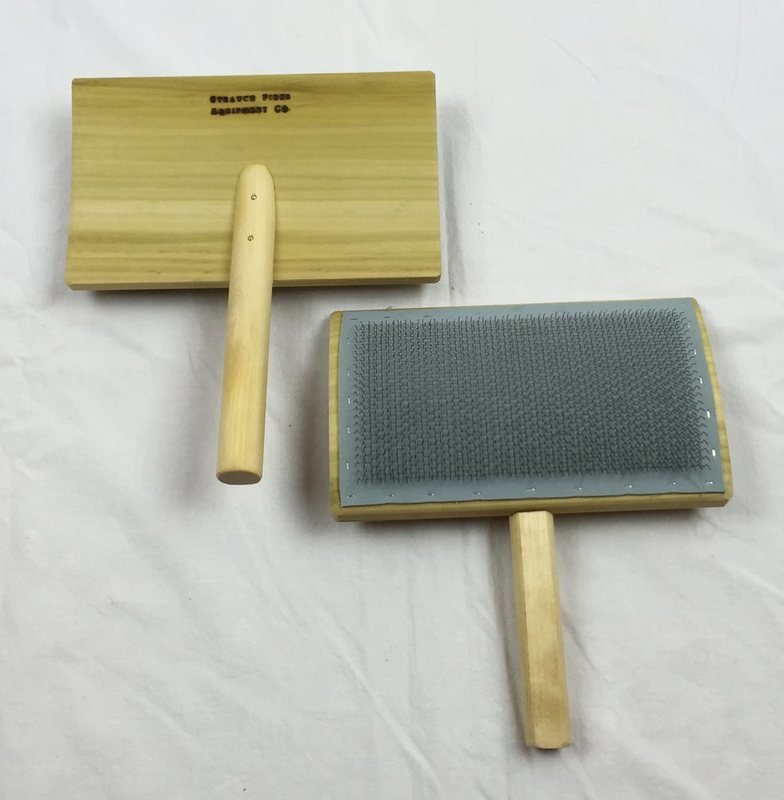 8-inch Wool Hand Carders