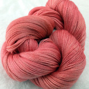 Mariquita Hand Dyed - Peach Blossoms