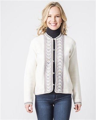 Margaret Ladies Alpaca Sweater