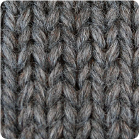 Snuggle Bulky Alpaca Blend Yarn - Gray Heather
