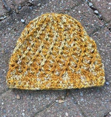 Divine Swizzle Alpaca Hat