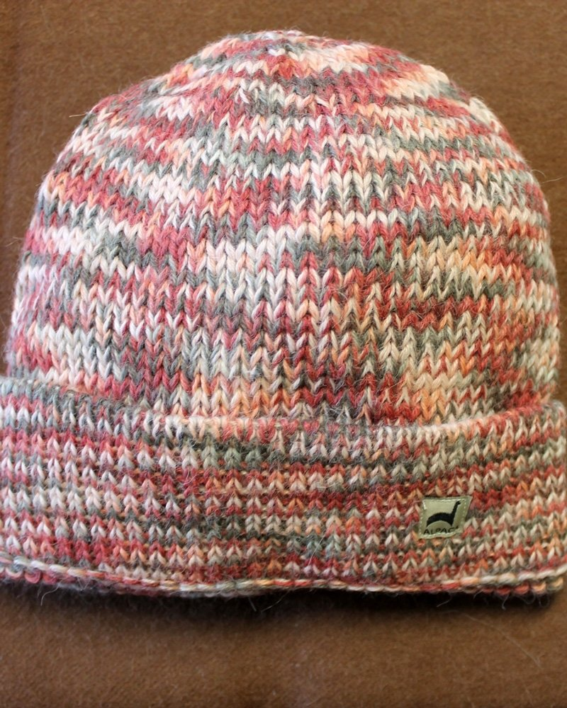 Fisherman Ladies Alpaca Hat